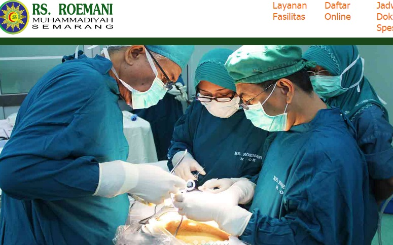 Praktek Dokter Mata RS Roemani Semarang