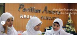 Jam Kunjung Pasien Rumah Sakit di Sukoharjo Jawa Tengah